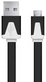 Esperanza Cable USB / USB-micro Black 1m