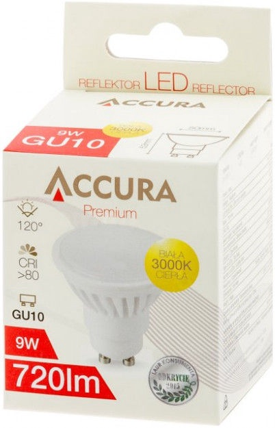 Accura ACC3041 PowerLight GU10 9W