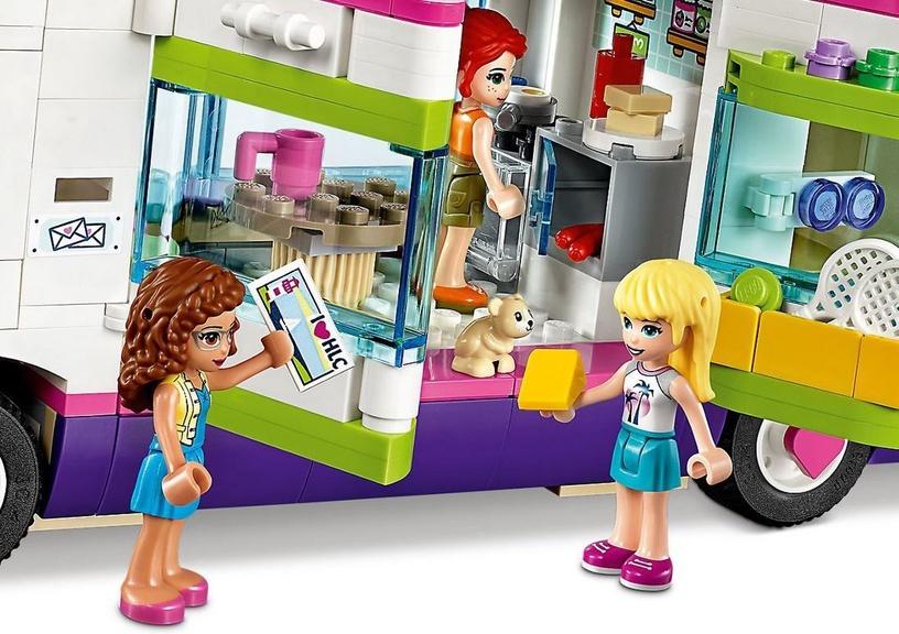 Konstruktorius LEGO® Friends 41395 Draugystės autobusas