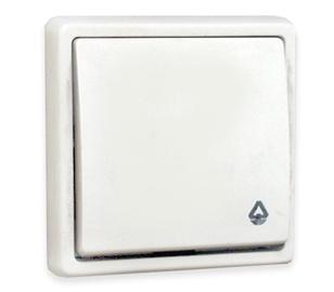 Skambučio mygtukas Vilma ST150, baltos spalvos