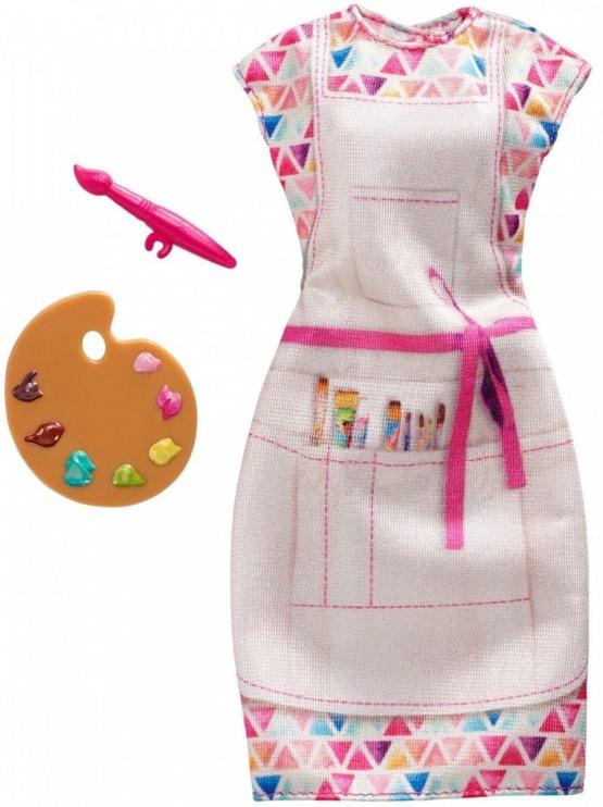 Mattel Barbie Careers Fashion Pack Artist FXH98