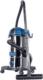 Scheppach NTS 30 Premium Vacuum Cleaner Blue/Stainless Steel
