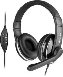 NGS VOX800 USB Headset Black