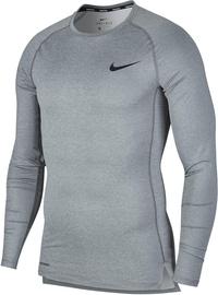 Футболка с длинными рукавами Nike NP Top LS Tight BV5588 068 Grey M