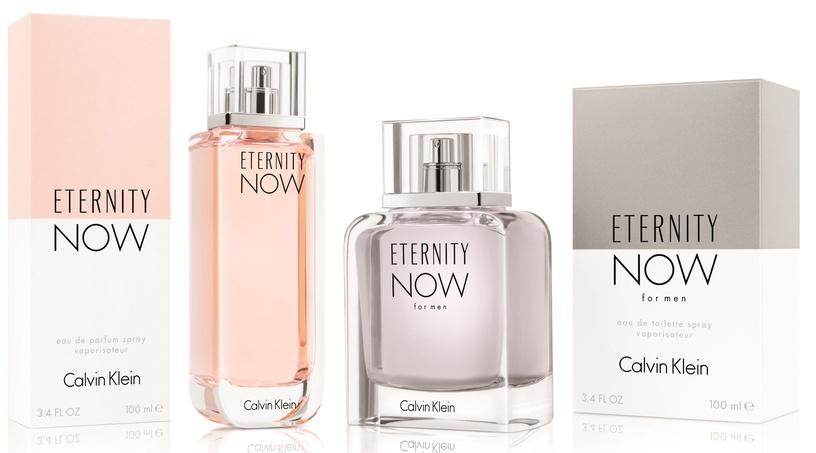 Tualetes ūdens Calvin Klein Eternity Now For Men 100ml EDT