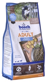 Bosch PetFood Adult Fresh Salmon & Potato 1kg
