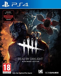 Dead By Daylight Nightmare Edition incl. Stranger Things Chapter PS4