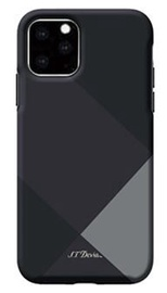 Devia Simple Style Grid Back Case For Apple iPhone 11 Pro Max Grey