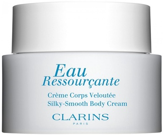 Kūno kremas Clarins Eau Ressourcante Silky - Smooth, 200 ml