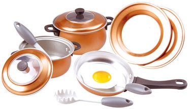 PlayGo Metal Cookware 6954