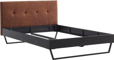 Lova Meise Möbel Boston 2, pilka, 213x186 cm