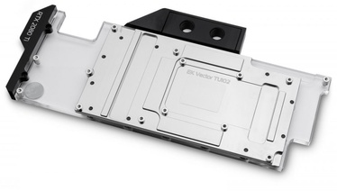 EK Water Blocks EK-Vector RTX RE Ti RGB Nickel+Plexi