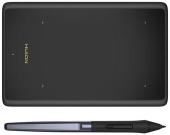 Графический планшет Huion Inspiroy H420X, 172.01 мм x 109.6 мм x 7 мм, черный