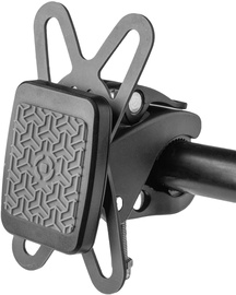 Telefono laikiklis Celly Ghostbike Magnetic Holder Black