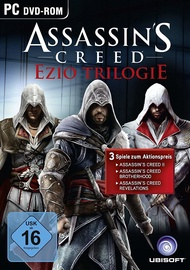 Assassin's Creed: Ezio Trilogy incl. AC II, Brotherhood and Revelations PC