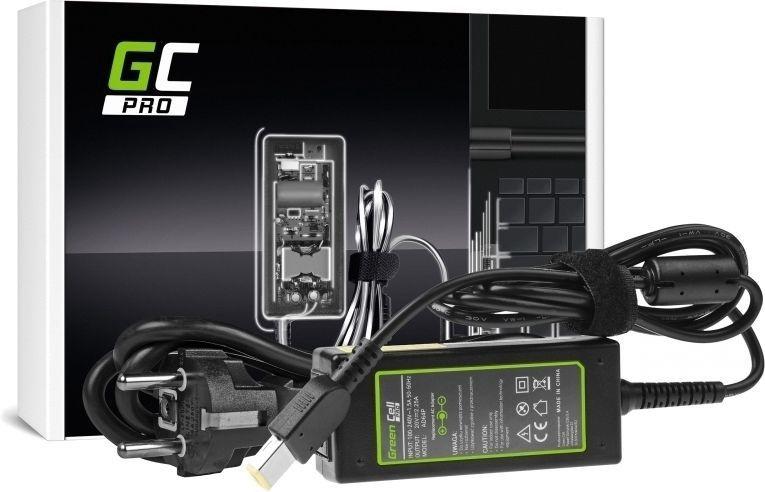 Адаптер Green Cell Pro 20V 2.25A AC Adapter for Lenovo