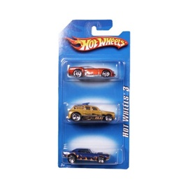 Žaislinių mašinėlių rinkinys Hot wheels, 3 vnt K5904