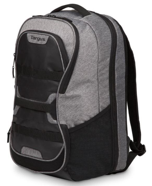 "Targus Laptop Backpack 15.6"" Black/Grey"