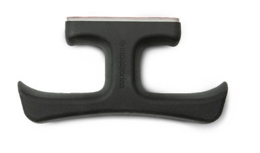 SteelSeries Under-Desk Headphone Hanger Black