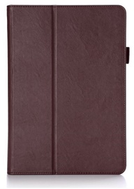 "TakeMe Eco-leather Book Case For Asus Zenpad 3S 10"" Z500M Brown"