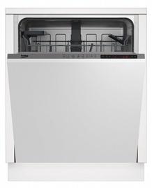 Įmontuojama indaplovė Dishwasher DIN25410