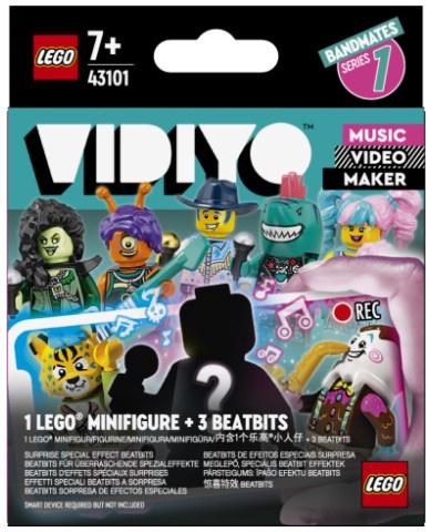 Constructor LEGO Vidiyo Bandmates 43101