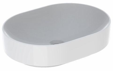 Ifö VariForm Sink Elliptical 550x400 White
