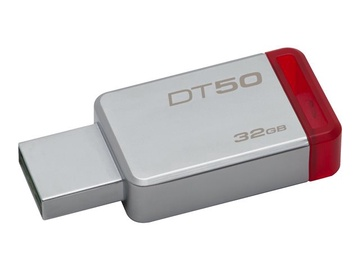 USB atmintinė Kingston DataTraveler 50 USB 3.0, 32 GB