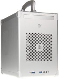 Lian Li PC-TU100A Mini-ITX Cube Silver