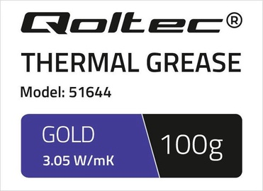 Qoltec Thermal Grease 3.05 W/m-K 100g