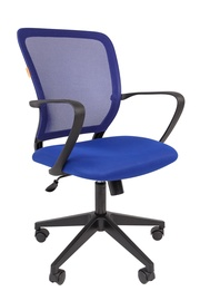 Chairman 698 SL Office Chair TW Blue/Black