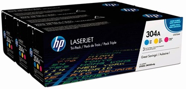 HP 304A Color Tri-Pack