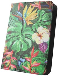 "GreenGo Universal Tablet Book Case For 7-8"" Jungle"