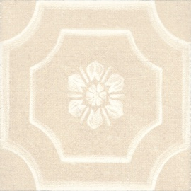 Akmens masės dekoruotos plytelės Capodimonte, 10 x 10 cm
