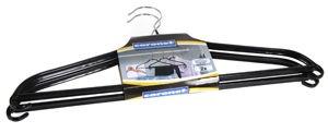 Coronet Hangers 2pcs Black