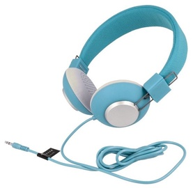 Ausinės Forever Jelly Headphones Blue