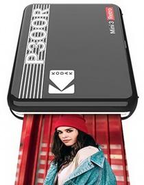 Printeris Kodak Mini 3 Plus Retro, krāsains