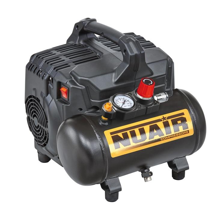 Компрессор Nuair B2BE104NUA, 750 Вт, 230 В