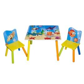 Vaikiškų baldų komplektas Akvariumas MZ3921