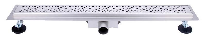 Vento Napoli Shower Trap 600x70x70mm