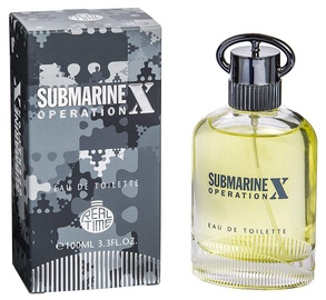 Tualetes ūdens Real Time Submarine Operation X 100ml EDT