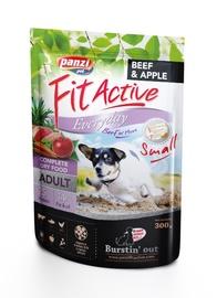 Konservuotas ėdalas šunims Fit Active Everyday, su jautiena ir obuoliais, 300 gr