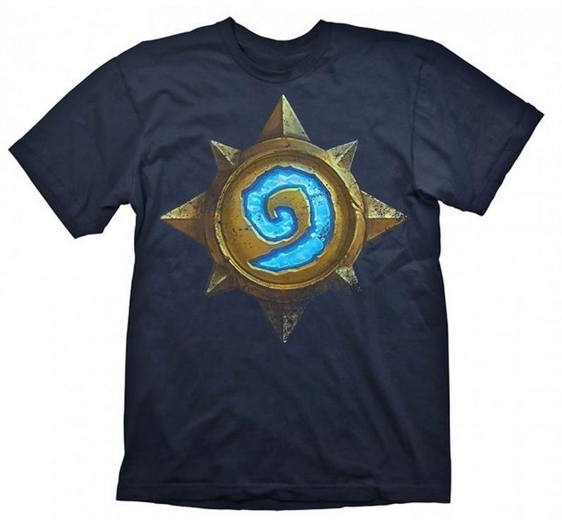 Футболка Gaya Entertainment T-Shirt Hearthstone Rose Black L
