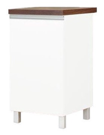 Bodzio Sandi Kitchen Bottom Cabinet Right 45x86x52cm White