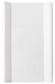 Ceba Baby Caro Hard Changing Mat 50x80cm White