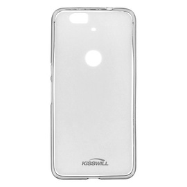 Kisswill Frosted Ultra Thin Back Case For Huawei Nexus 6P Transparent