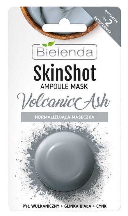Bielenda Skin Shot Mask 8g  Volcanic Ash