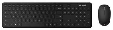 Klaviatuur Microsoft 1AI-00008 EN, must, juhtmeta