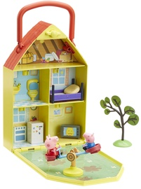 Peppa Pig PVC Figures Peppa's Home and Garden Playset 06156