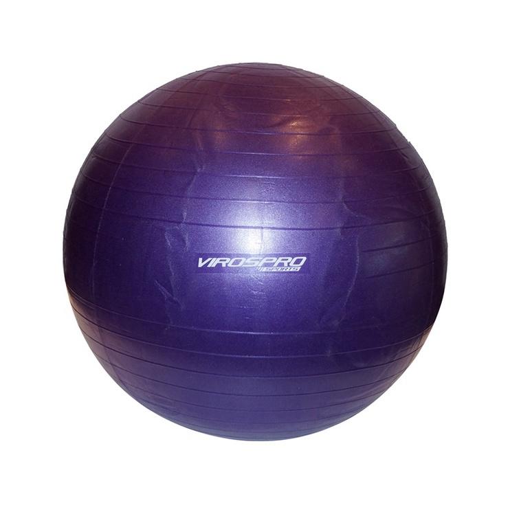 Nesprogstantis gimnastikos kamuolys virospro sports, ø85 cm